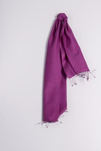 Pashmina 30x150cm lila
