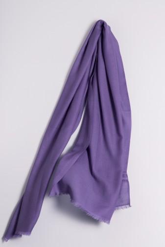 Ring-Shawl lavender