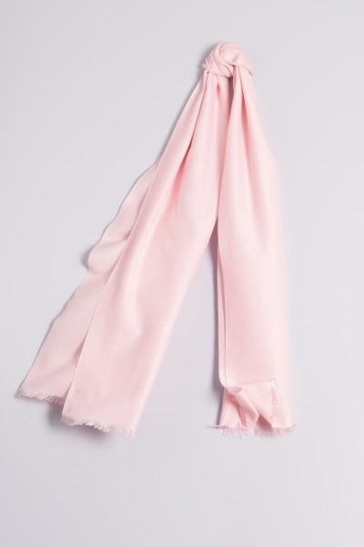 Pashmina 45x180cm rosé