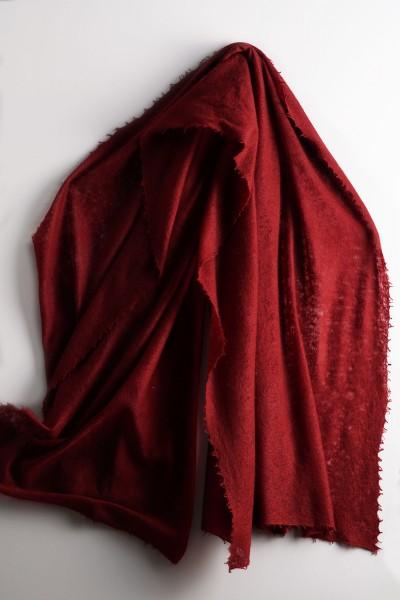 Pashmina Katō tibetan red