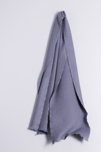 Winter Scarf 100% Cashmere antracite