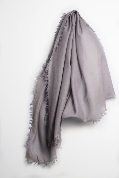 Hot Carré oversize frost grey