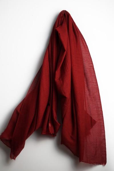 Pashmina Yamato tibetan red