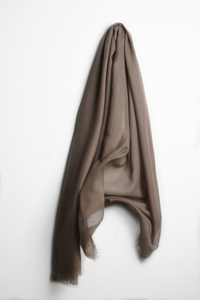 Hot Pashmina fungi grey
