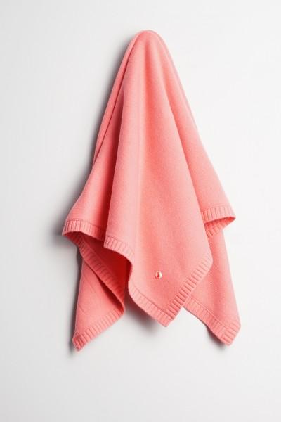 Cashmere baby blanket 80 × 80 cm
