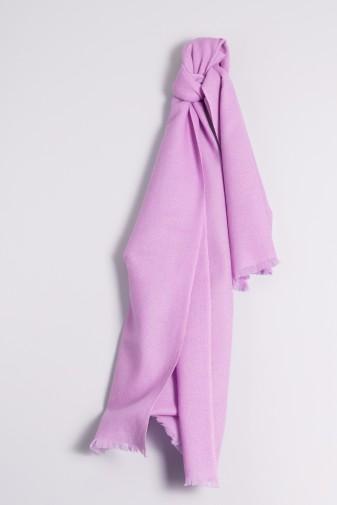 Pashmina 100% Cashmere lilac