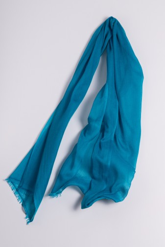 Hot Pashmina algiers blue