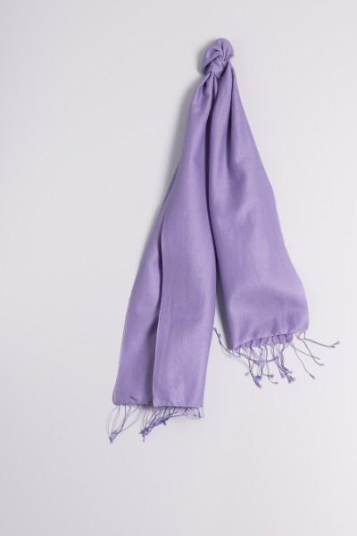 Pashmina 30x150cm lavendel