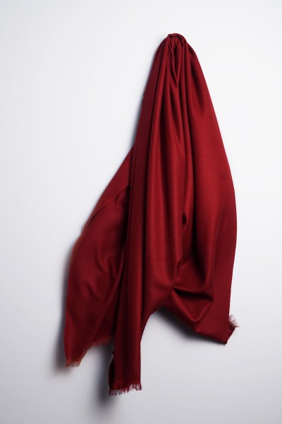 Pashmina Couture tibetian red