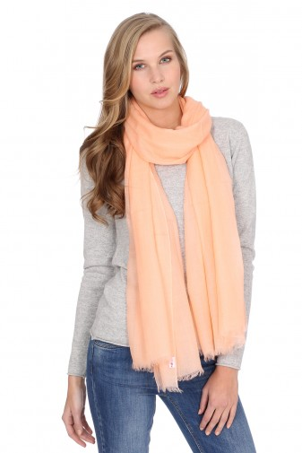 Summer Pashmina prairie sunset
