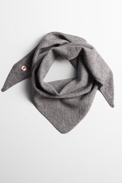Triangle 100% Kaschmir uniform grey