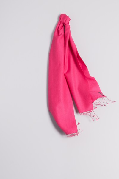 Pashmina 30x150cm pink