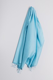 Pashmina 90x200cm turquoise