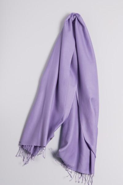 Pashmina 70x200cm lavender