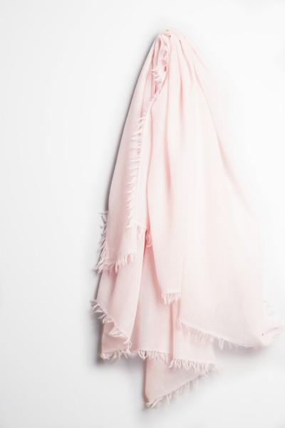 Hot Carré oversize barely pink