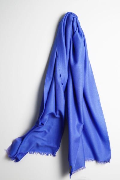 Pashmina Couture dazzling blue