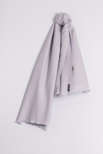 Pashmina 100% Cashmere gray