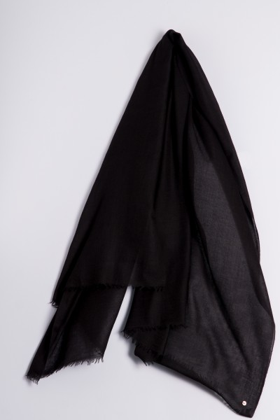 Summer Pashmina black