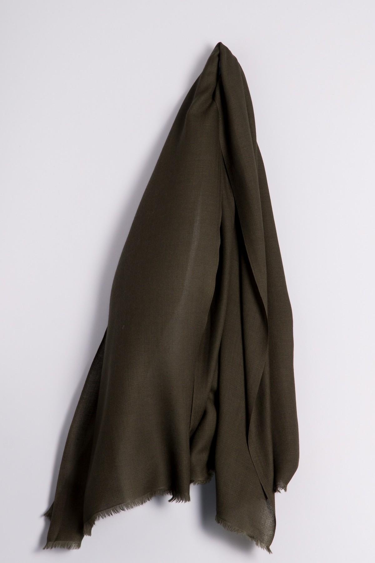 Ring-Shawl khaki