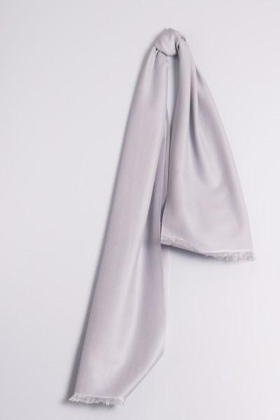 Pashmina 45x180cm gray