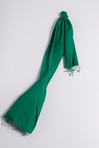 Pashmina 30x150cm waldgrün