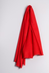 Pashmina 100% Cashmere red