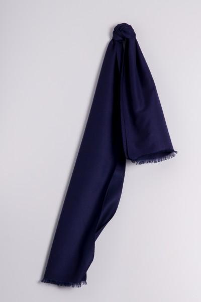 Pashmina 45x180cm marine