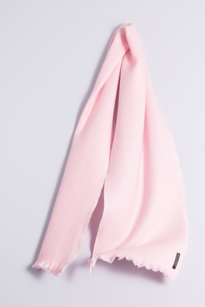 Winter Scarf 100% Cashmere rose