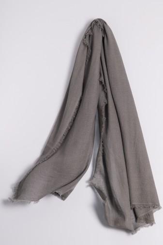 Kyōto Pashmina steel grey