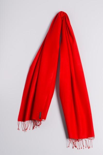 Pashmina 70x200cm red