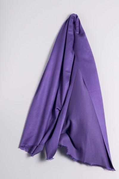 Pashmina Doubleface purple