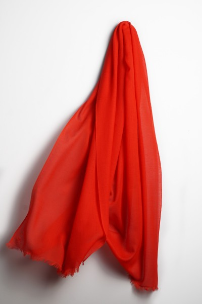 Hot Pashmina high risk red
