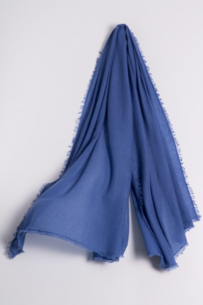 Kyōto Pashmina dutch blue