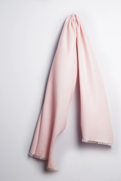 Pashmina Couture barely pink