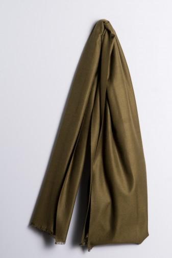 Pashmina Couture military olive