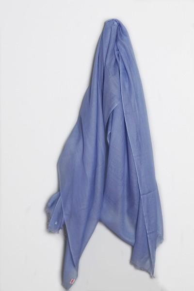 Summer Pashmina oxford blue