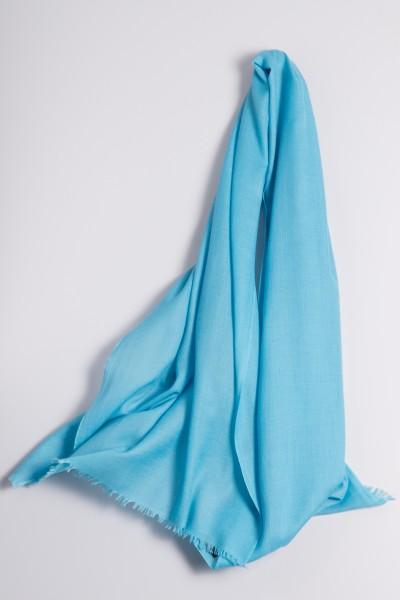 Ring-Shawl turquoise
