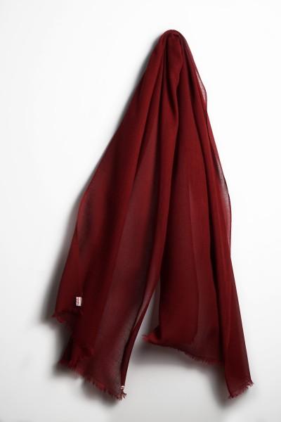 Hot Pashmina tibetian red