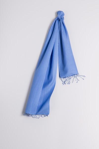 Pashmina 30x150cm sky blue