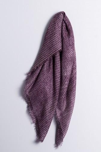Eco-Shahtoosh Thaha Imperial Purple