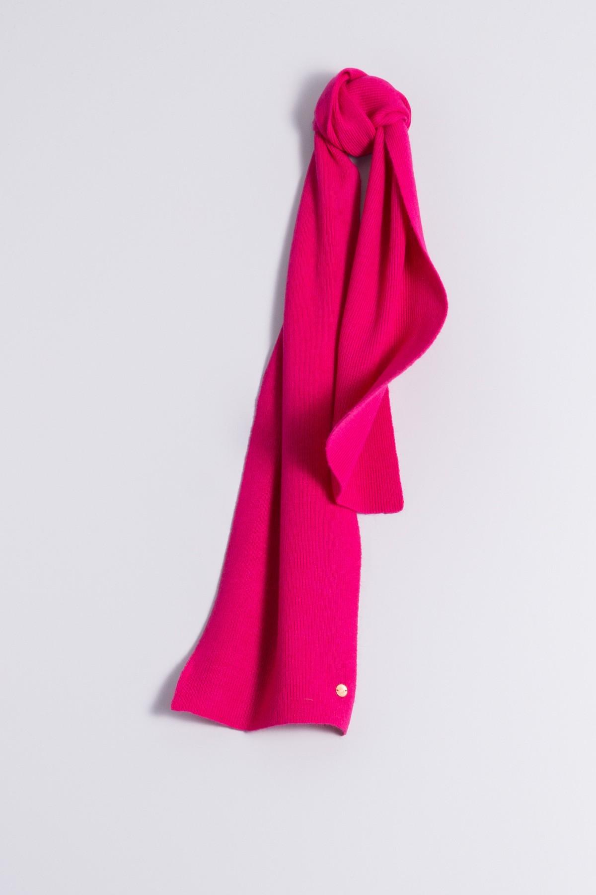 Child's cashmere scarf pink