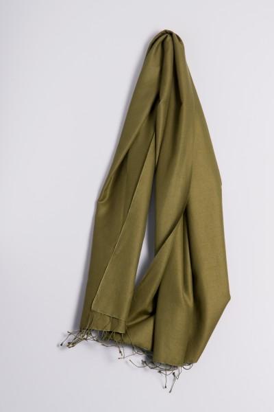 Pashmina 70x200cm oliv