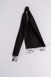 Pashmina 30x150cm black