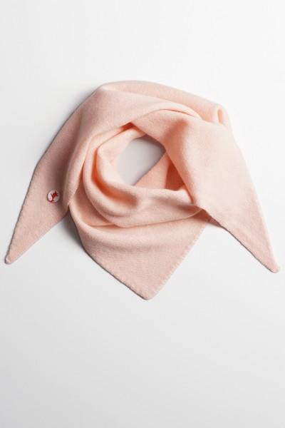 Triangle 100% Kaschmir light pink