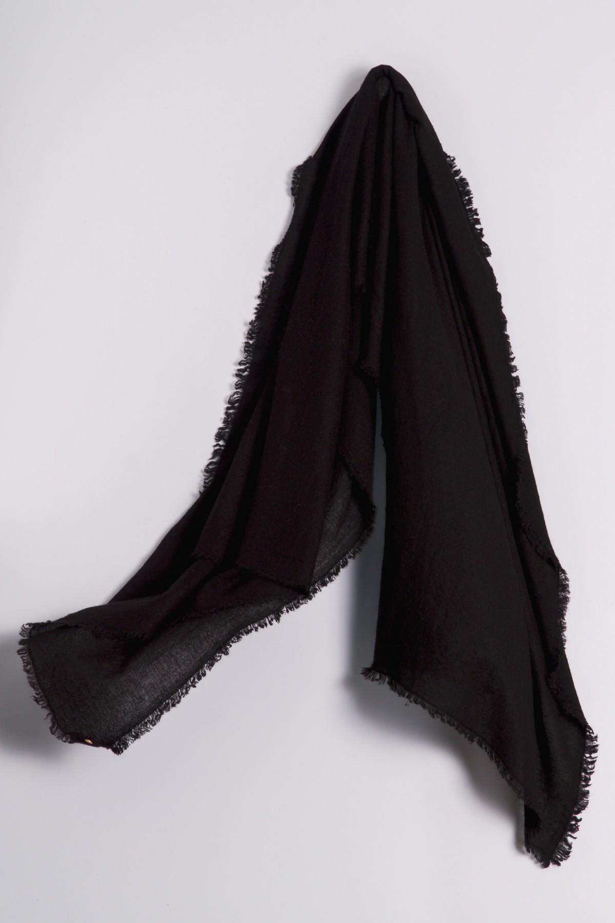 Kyōto Pashmina black