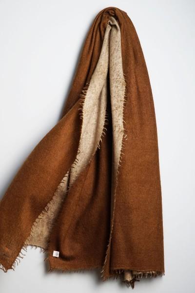Pashmina Nuuk golden brown