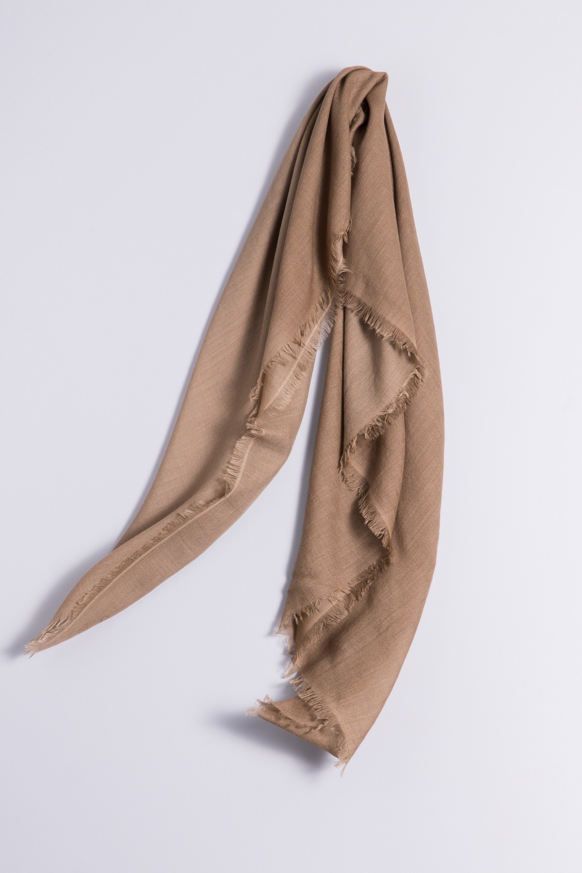 Carré 100% Cashmere Simply Taupe / Taupe Grey