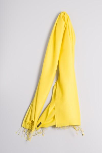 Pashmina 70x200cm yellow