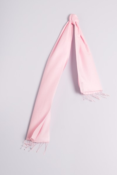 Pashmina 30x150cm rosé