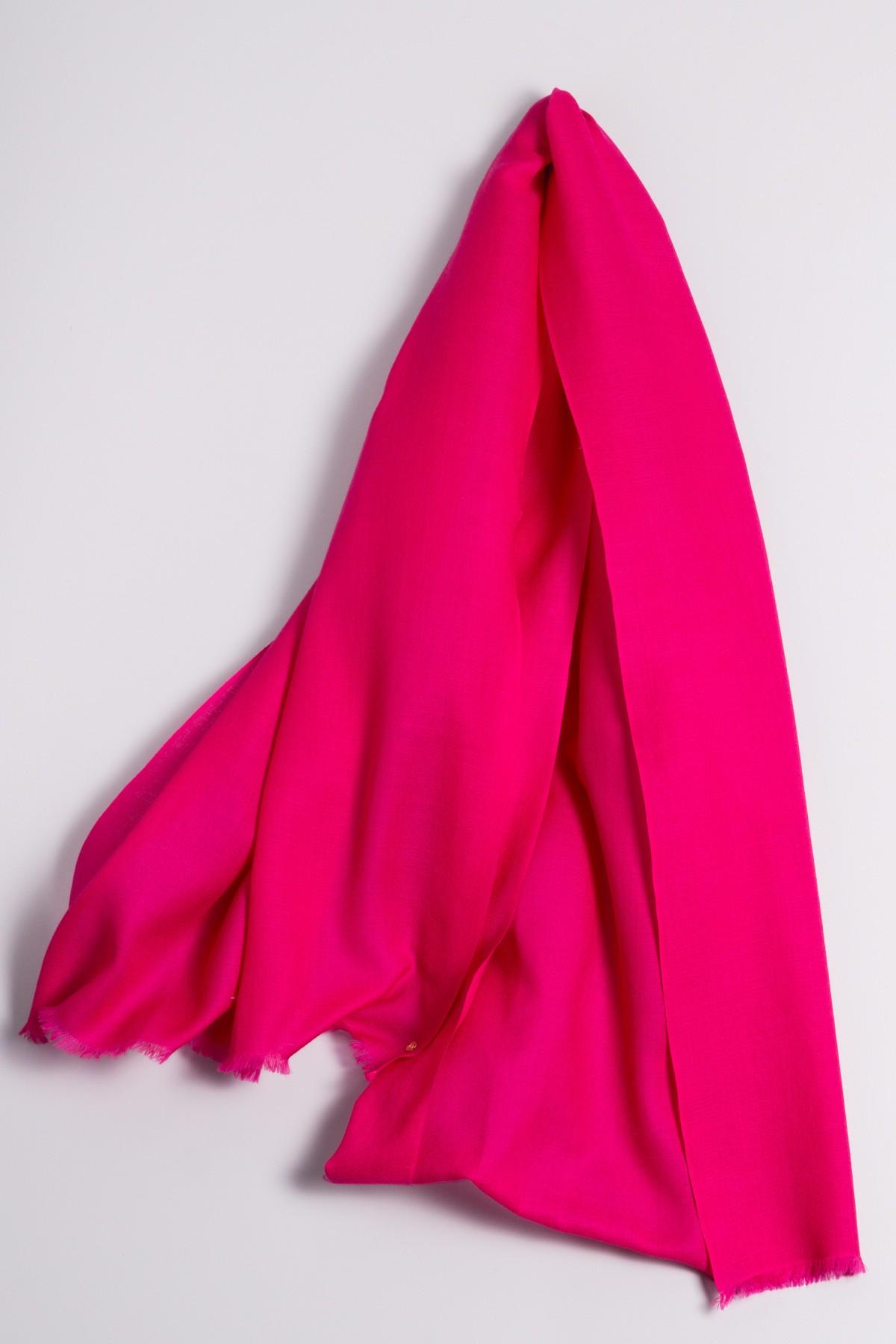 Ring-Shawl pink